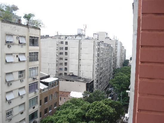 Copacabana Sol Hotel: Vista