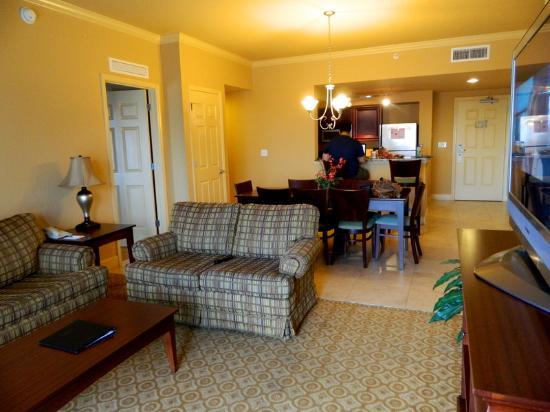 Lake Eve Resort: Kitchen In 3 Bedroom