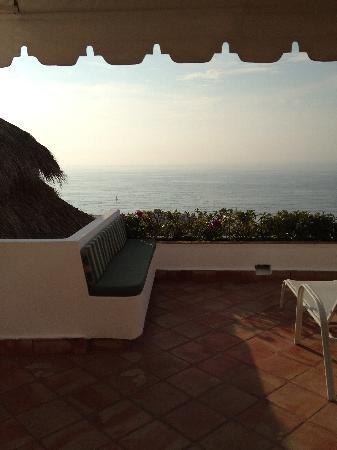 カーサ デ ロス アルコス, 海が見えます