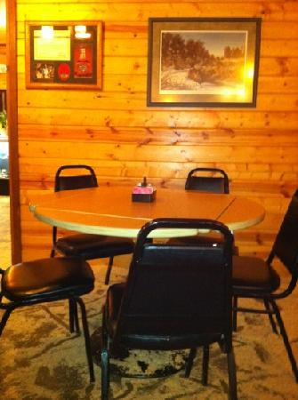 Cattleman's Club Steakhouse: View of one area.