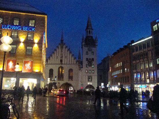 München zum kleinen Preis