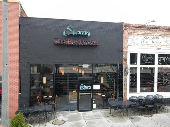 Siam Thai Restaurant Decatur Menu Prices Amp Restaurant