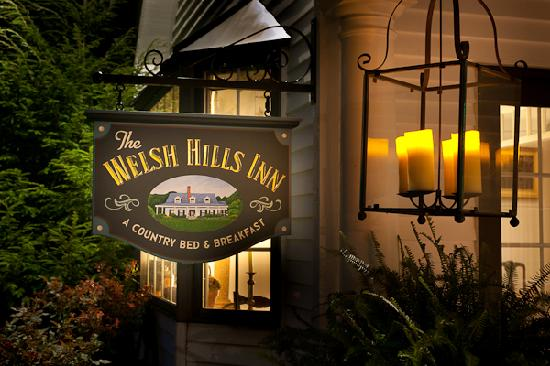 The Welsh Hills Inn: Welcome to The Inn