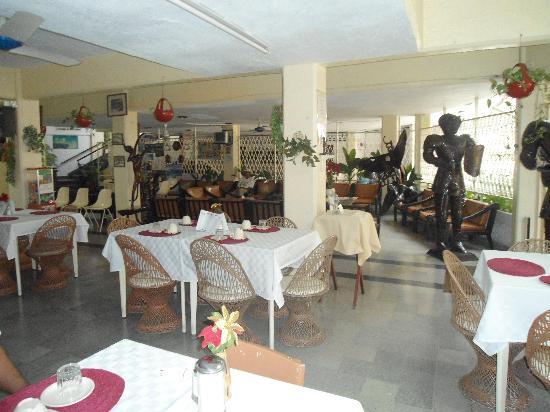 Hotel Los Reyes: restaurante