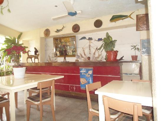 Hotel Los Reyes: AREA DE RESTAURANTE Y BARRITA