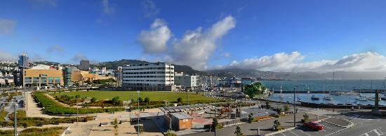 Ohtel: View of Park