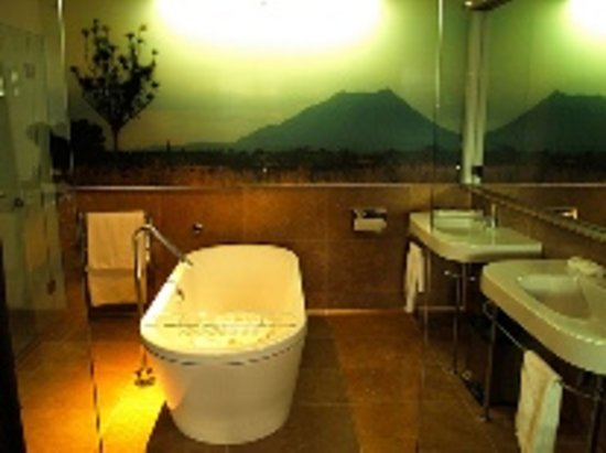 Ohtel: Suite Bathroom