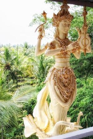White Lotus Yoga & Meditation Centre: Dewi Saraswati, Godess of wisdon and Art