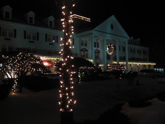 Eastern Slope Inn from the street