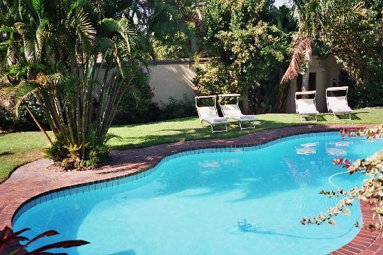 Tesorino B&B: Pool area