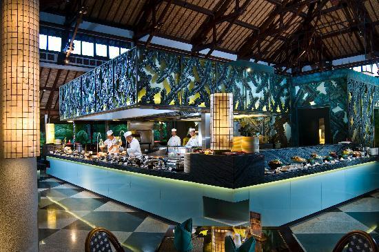 Padma Resort Legian: Taman Ayun Cafe & Lounge