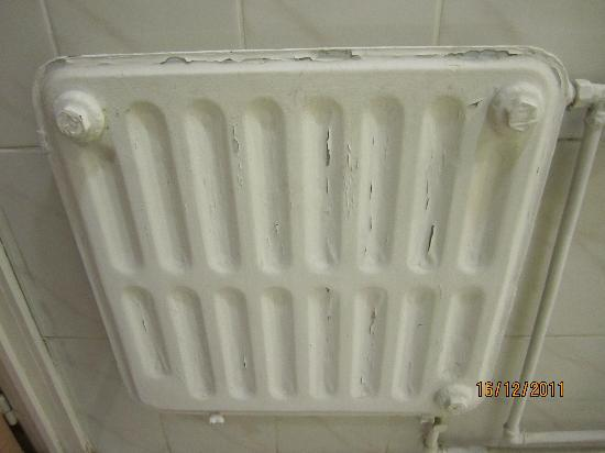 Chao Chow Palace: Old heater