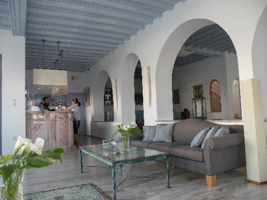 Poseidon Hotel - Suites: Reception