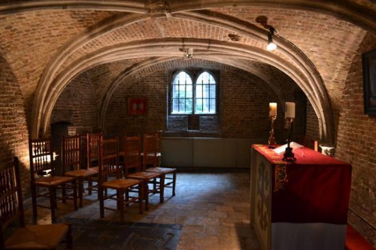 Jerusalem Church (Jeruzalemkerk): Crypt