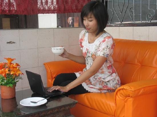 Muang Thong : Free Wi-Fi
