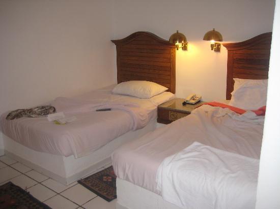 Aladdin Beach Resort: номер