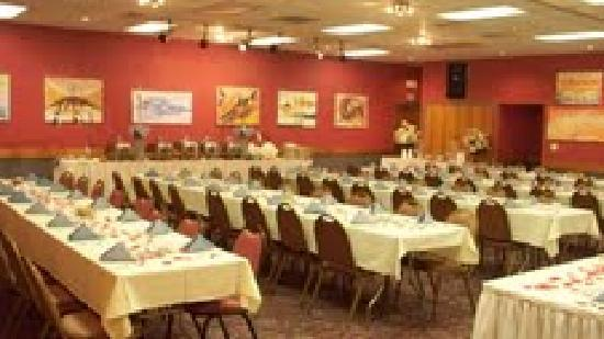 Greenville Inn: Banquet room