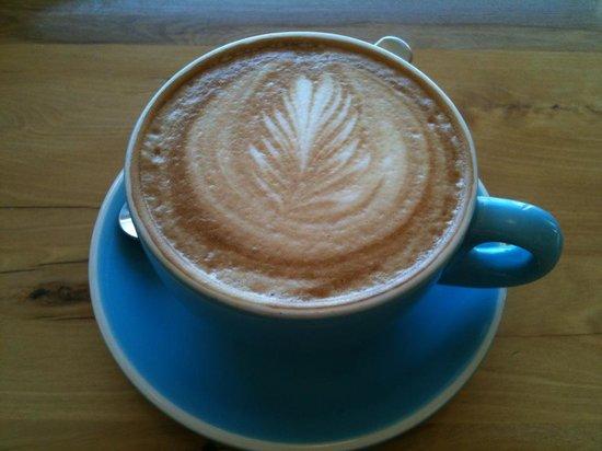 Federal Diner : Good Latte