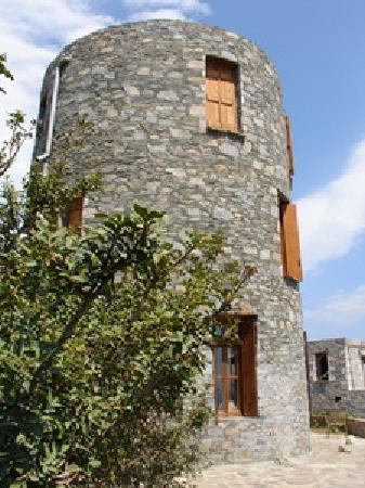 Pyrgos Exclusive Boutique Villas: Old 'Pyrgos' house (mill)