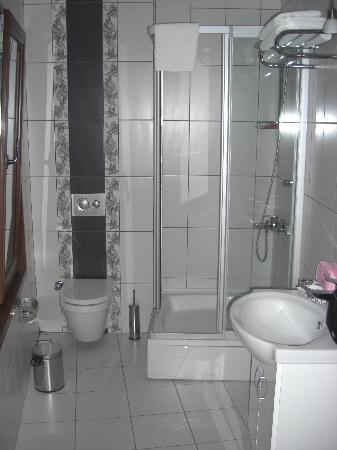 Taya Hatun Hotel: Standard Double Bathroom