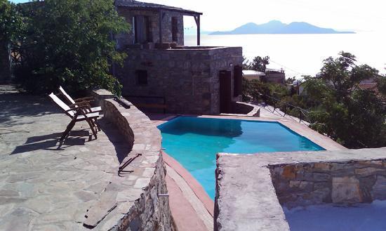 Pyrgos Exclusive Boutique Villas: pool villas
