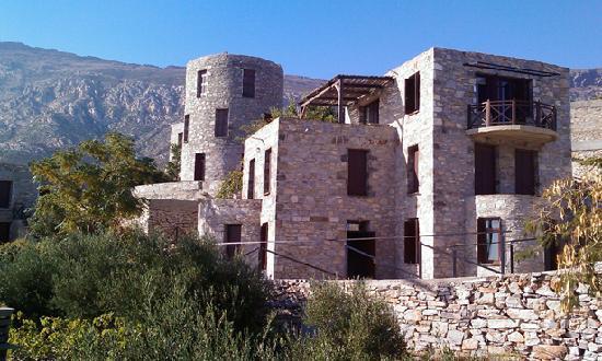 Pyrgos Exclusive Boutique Villas: Complex of houses