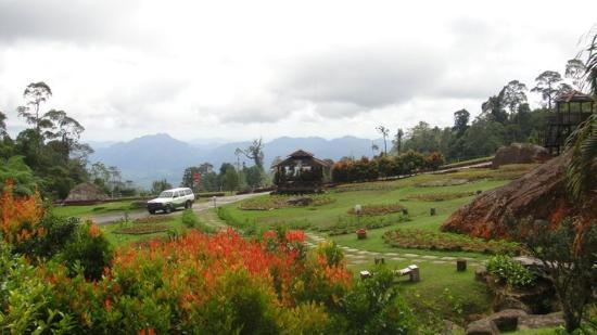Borneo Highlands Resort: Beatiful environment