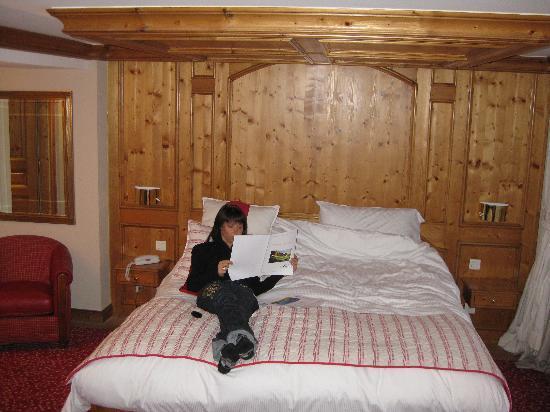 Hotel Julien: notre chambre