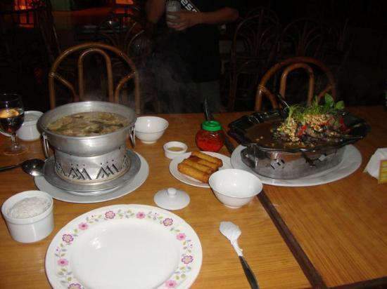 Viet Ville : the food