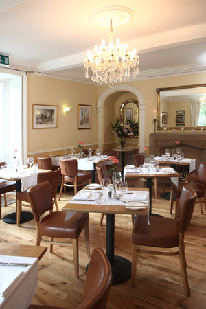 The Blaise Restaurant at Henbury Lodge