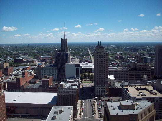 Buffalo City Hall: Panoramic