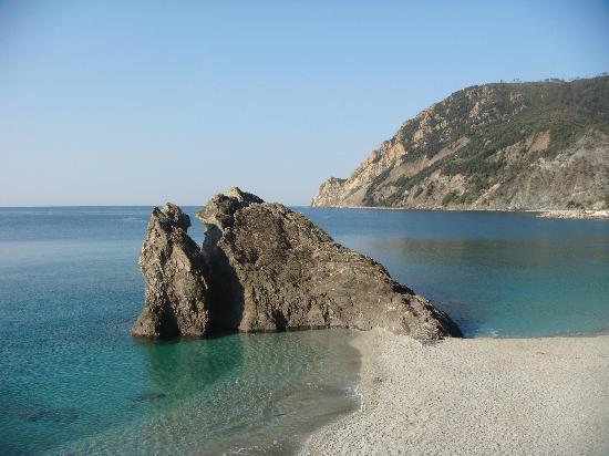 Hotel 5 Terre: Strand von Monterosso