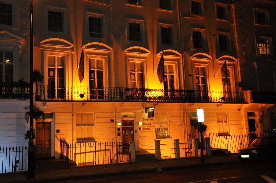 Belgrave Hotel London: le mieux de tout l'hotel: l'extérieur