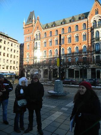 Free Tour Stockholm : La guia