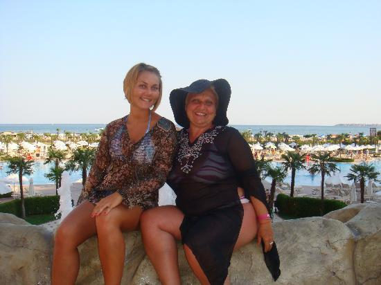 DIT Majestic Beach Resort: summer at sunny beach -Majestik hotel