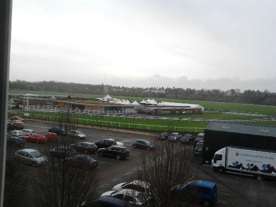 Holiday Inn Express Chester - Racecourse: View of racecourse