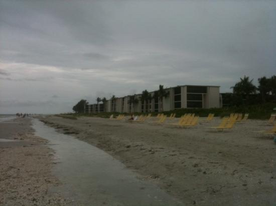 Sunset Beach Inn Sanibel Resort