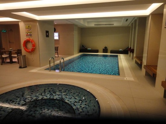 Neorion Hotel: The spa