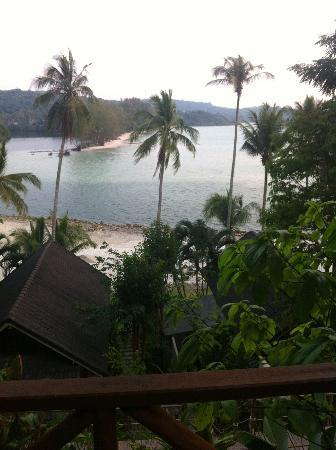 Away Koh Kood Resort: view from the terrace