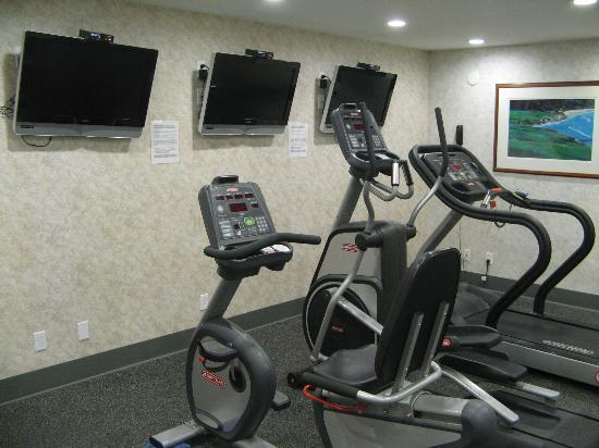 Microtel Inn & Suites by Wyndham Ames : Fitness center 1