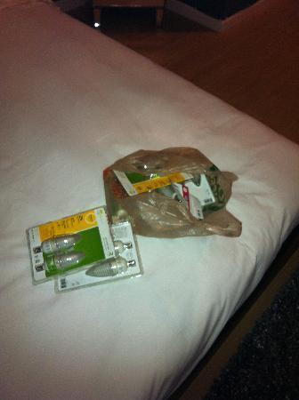 Hotel Vetiver: Bed
