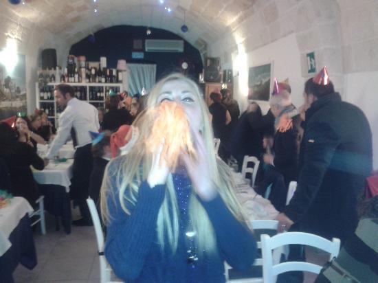 A Mère: mangiare in vostra compagnia scaccia la malinconia