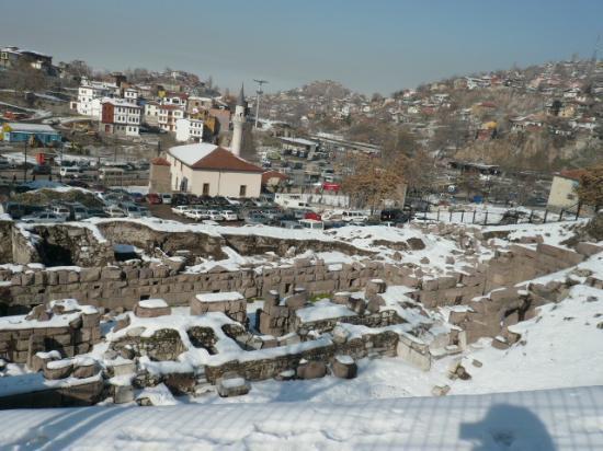 Ankara Citadel (Hisar): 近辺
