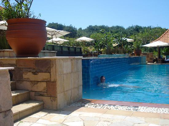 Fairmont Zimbali Lodge: ajoba pool