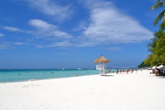 Boracay S White Beach