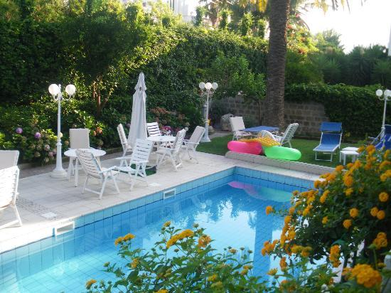 La piscine picture of hotel eliseo park 39 s sant 39 agnello for O piscine otterburn park