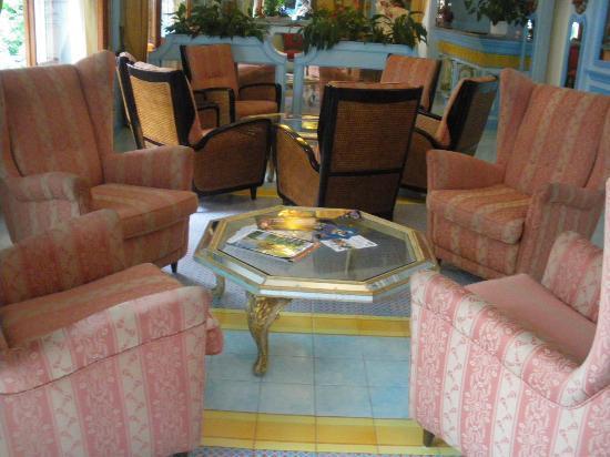 Hotel Eliseo Park's: Le salon