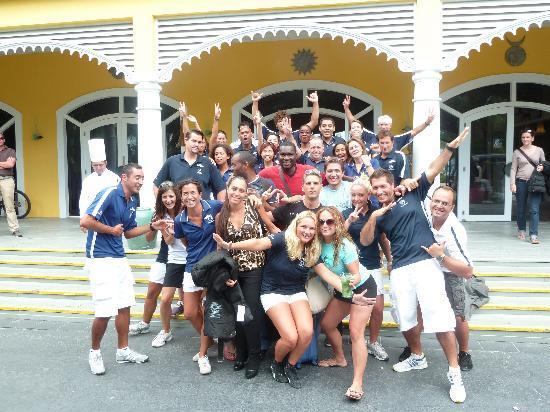 Club Med Columbus Isle: Sur le Départ 1