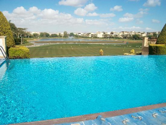 Stella Di Mare Golf Hotel, Ain Sukhna: driving range!