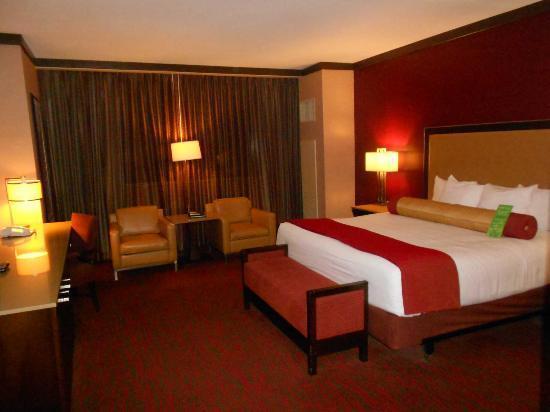 Harrah's Resort Atlantic City: Panorámica de la suite